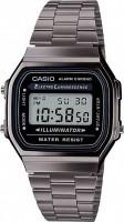 Фото - Наручные часы Casio A-168WEGG-1A