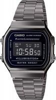 Фото - Наручные часы Casio A-168WEGG-1B