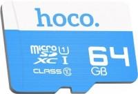 Карта памяти Hoco microSDXC Class 10  64ГБ