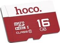 Карта памяти Hoco microSDHC Class 10  16ГБ