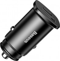 Зарядное устройство BASEUS Square Metal 30W PPS Car Charger