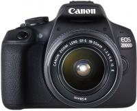 Фотоаппарат Canon EOS 2000D  kit 18-55 + 75-300