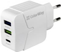 Зарядное устройство ColorWay CW-CHS005