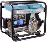 Фото - Электрогенератор Konner&Sohnen Heavy Duty KS 8102HDE