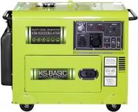 Электрогенератор Konner&Sohnen Basic KSB 6000DES ATSR
