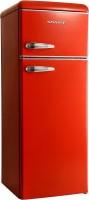Холодильник Snaige FR-240-1RR1AAA красный