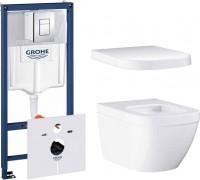 Инсталляция для туалета Grohe 38775001 WC