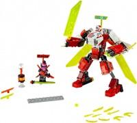 Фото - Конструктор Lego Kais Mech Jet 71707