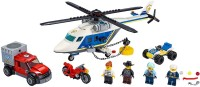 Конструктор Lego Police Helicopter Chase 60243
