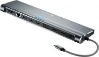 Картридер/USB-хаб Canyon CNS-HDS09