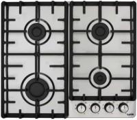 Фото - Варочная поверхность VENTOLUX HSF 640 F2 CEST X нержавеющая сталь