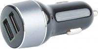 Зарядное устройство EnerGenie EG-U2QC3-CAR-01