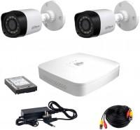 Фото - Комплект видеонаблюдения Dahua KIT-HDCVI-2W/HDD500