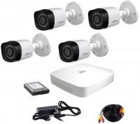 Комплект видеонаблюдения Dahua KIT-HDCVI-4W/HDD500