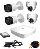 Фото - Комплект видеонаблюдения Dahua KIT-HDCVI-22WD/HDD500
