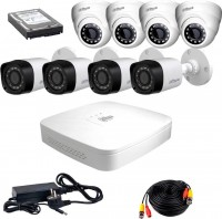 Комплект видеонаблюдения Dahua KIT-HDCVI-44WD/HDD1000