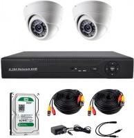 Фото - Комплект видеонаблюдения CoVi Security AHD-2D Kit/HDD500