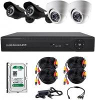 Фото - Комплект видеонаблюдения CoVi Security AHD-22WD Kit/HDD500