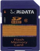 Карта памяти RiDATA SDHC Class 10 32Gb