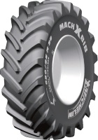 "Фото - Вантажна шина Michelin MachXbib  710/70 R42"" 173D"