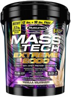 Гейнер MuscleTech Mass Tech Extreme 2000  10 кг