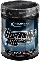 Фото - Амінокислоти IronMaxx Glutamine Pro Powder 300 g