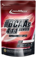Фото - Аминокислоты IronMaxx 100% BCAAs 4-1-1 550 g
