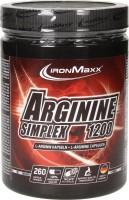 Фото - Аминокислоты IronMaxx Arginine Simplex 1200 260 cap