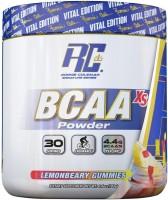 Фото - Аминокислоты Ronnie Coleman BCAA XS Powder 183 g