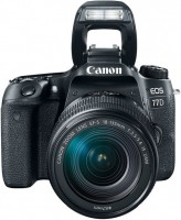 Фото - Фотоаппарат Canon EOS 77D  kit 18-200