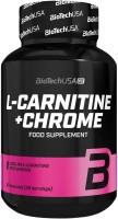 Сжигатель жира BioTech L-Carnitine/Chrome 60 cap 60шт