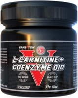 Сжигатель жира Vansiton L-Carnitine/Coenzyme Q10 60 cap 60шт