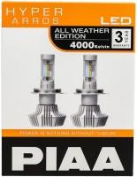 Фото - Автолампа PIAA LED Hyper Arros All Weather Edition H9 2pcs