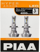 Автолампа PIAA LED Hyper Arros All Weather Edition HB4 2pcs