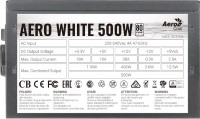 Блок питания Aerocool Aero White Aero White 500W