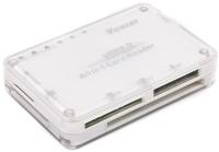 Картридер/USB-хаб Viewcon VE669