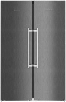 Холодильник Liebherr SBSbs 8683 черный