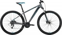 Фото - Велосипед Merida Big Nine 40-D 2020 frame L