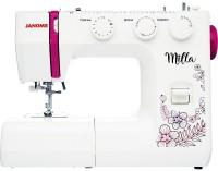 Швейная машина, оверлок Janome Milla