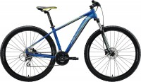 Фото - Велосипед Merida Big Nine 20-D 2020 frame M