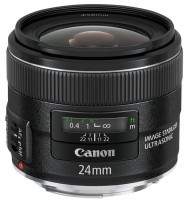 Объектив Canon EF 24mm f/2.8 IS USM