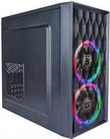 Корпус 1stPlayer D8-M-R1 черный