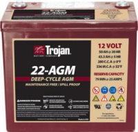 Автоаккумулятор Trojan Deep Cycle AGM