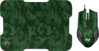 Мышка Trust GXT 781 Rixa Camo Gaming Mouse with mouse pad