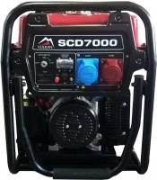 Электрогенератор Vulkan SCD7000TE