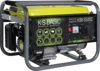 Электрогенератор Konner&Sohnen Basic KSB 6500C