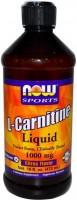 Спалювач жиру Now L-Carnitine Liquid 473 ml 473мл