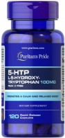 Фото - Аминокислоты Puritans Pride 5-HTP 100 mg 120 cap
