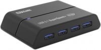 Картридер/USB-хаб STLab U-1690