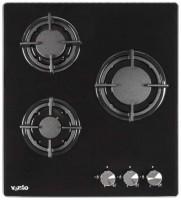 Варочная поверхность VENTOLUX HG430-G1G CS BK черный